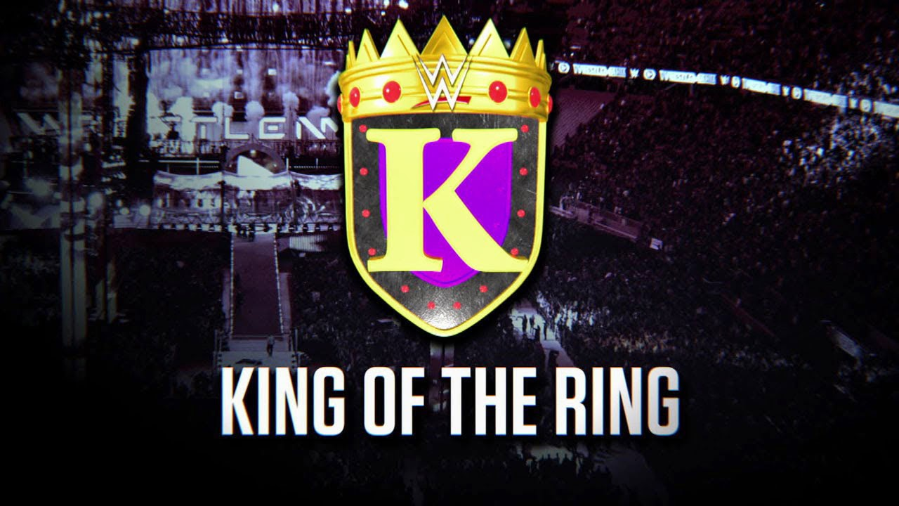 WWE 2015 King of the Ring wallpaper logo