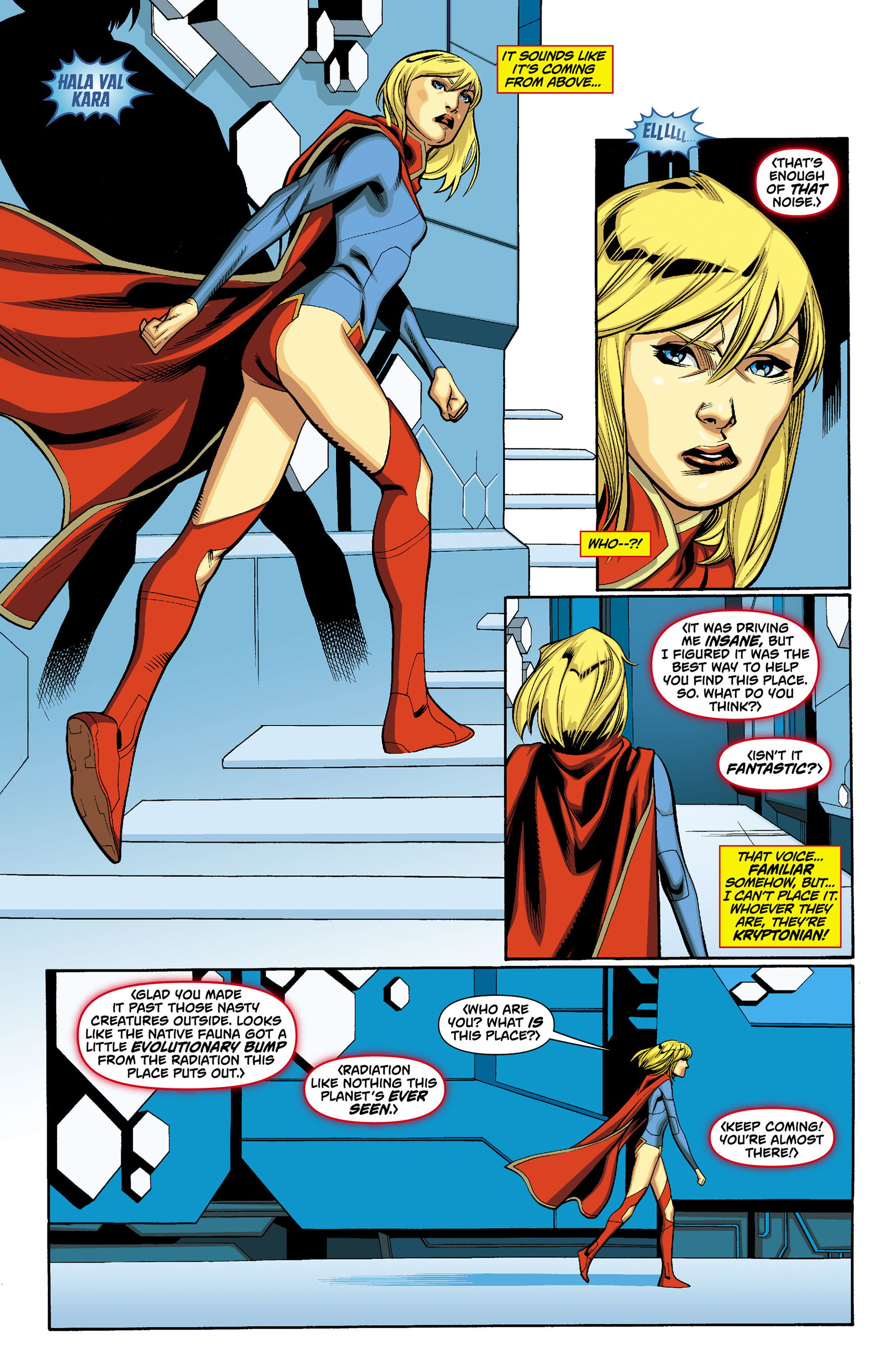 Supergirl (2011) Issue #12 #14 - English 19