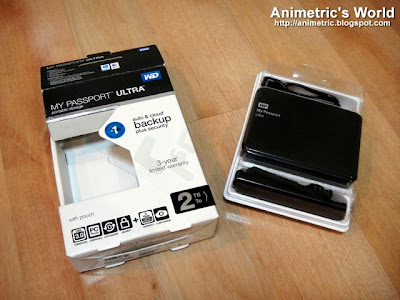 Western Digital My Passport Ultra 2 TB Review