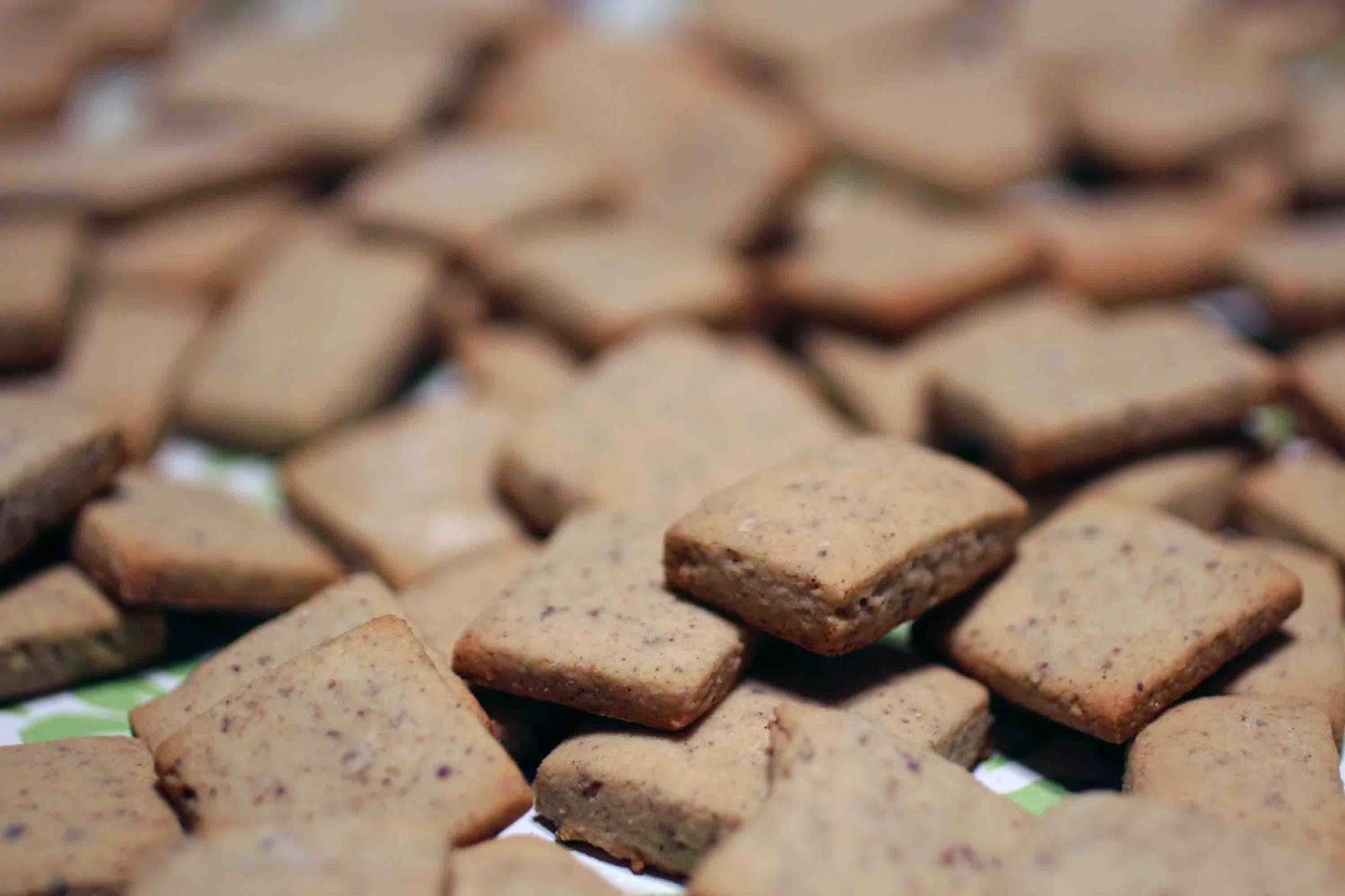 Petits biscuits corses