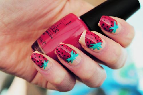 nail art Ideias para o Verão
