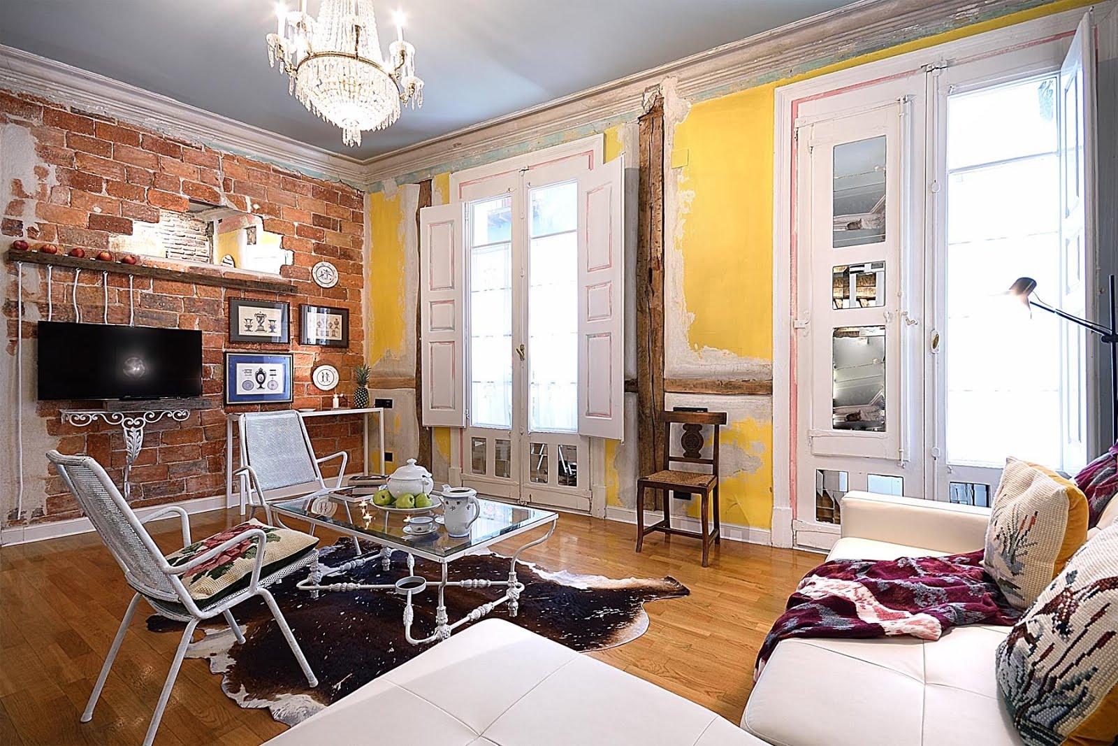 Vintage chic cual es para ti el estilo de este for Alquiler pisos en bilbao