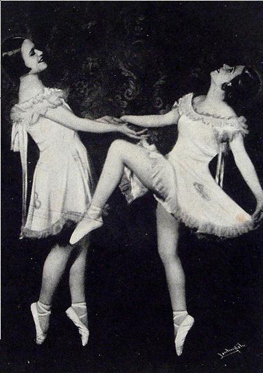 vintage dance jolanda