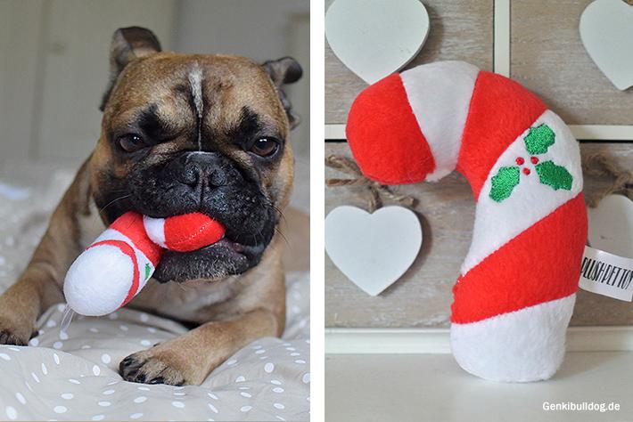 Hunde Weihnachtsspielzeug
