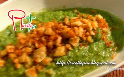 Crema di Broccoli Saporita di Cotto e Mangiato
