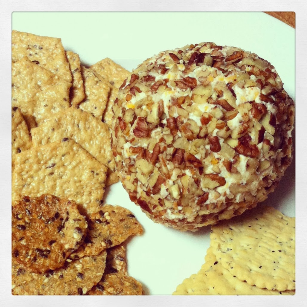 the pioneer womans favorite cheese ball - Pioneer Woman Christmas Appetizers