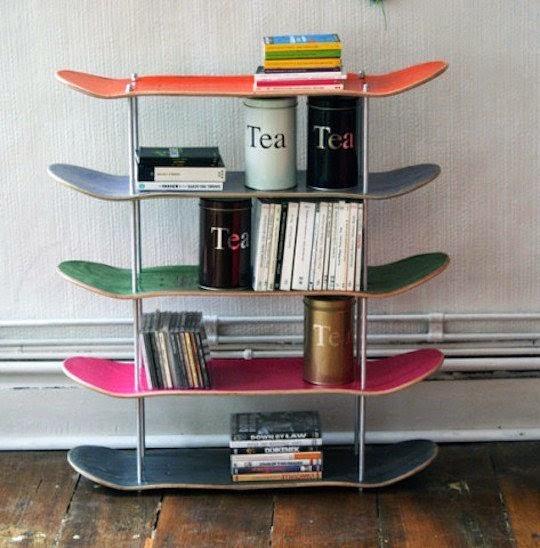 Diy Project Skateboard