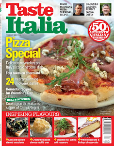 Follow my column, recipes and features in the magazines