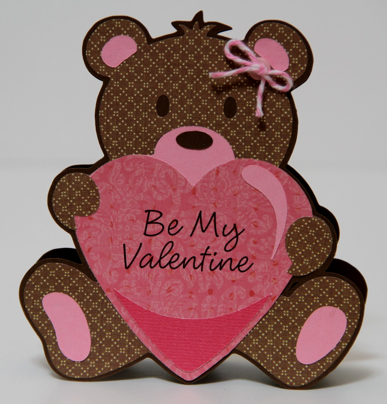 The Paper Boutique February 2012 – Cricut Valentines Cards