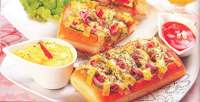 open sandwich recipe