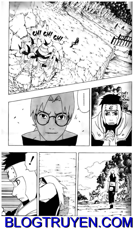 Naruto chap 296 Trang 11 - Mangak.info