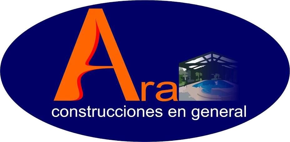 ARA Construcciones en General
