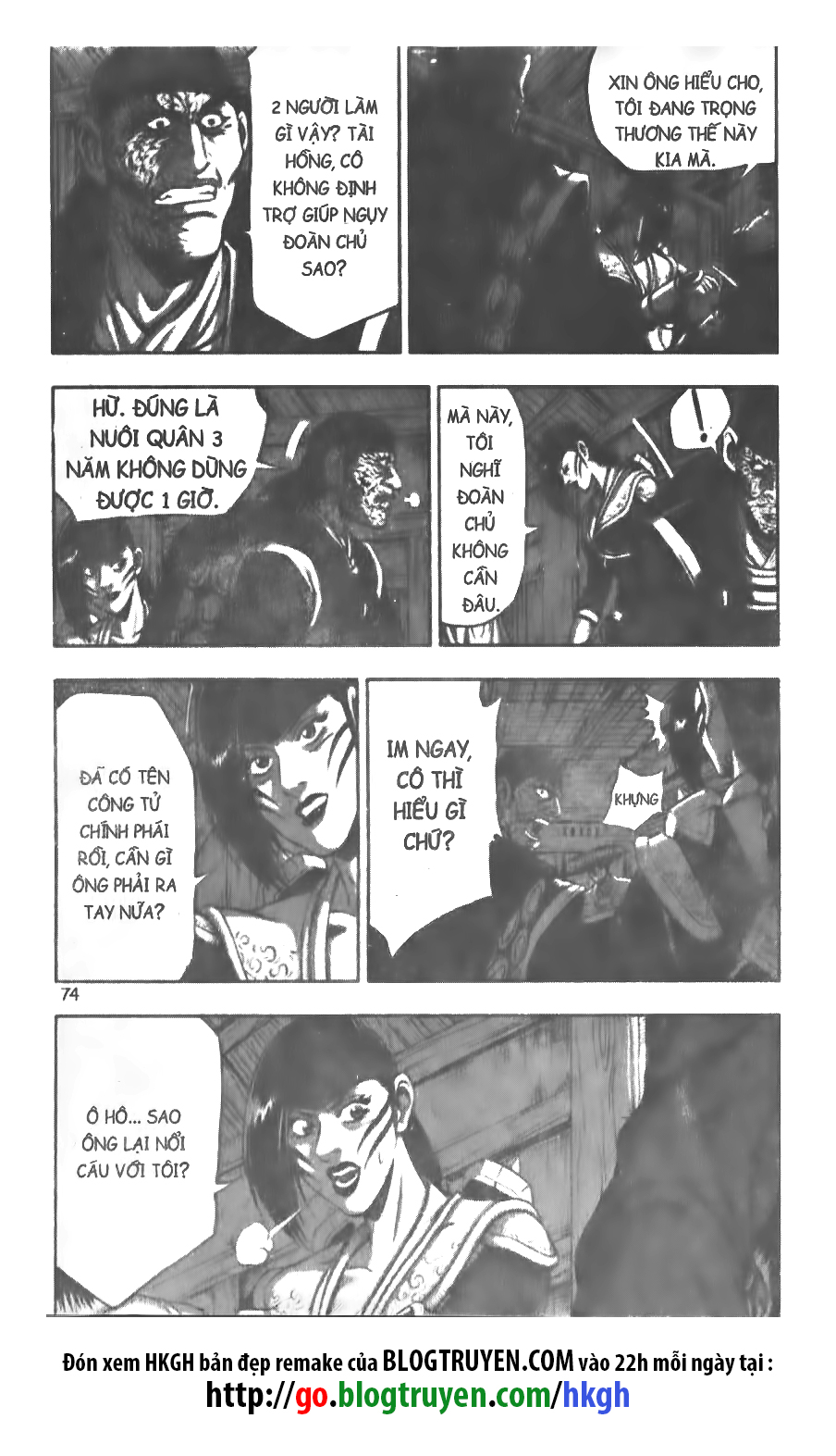 Hiệp Khách Giang Hồ chap 343 page 9 - IZTruyenTranh.com