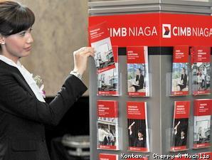 Lowongan Kerja Terbaru Bank CIMB Niaga Mei 2013