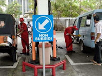 Subsidi Dicabut, Rakyat Sejahtera?