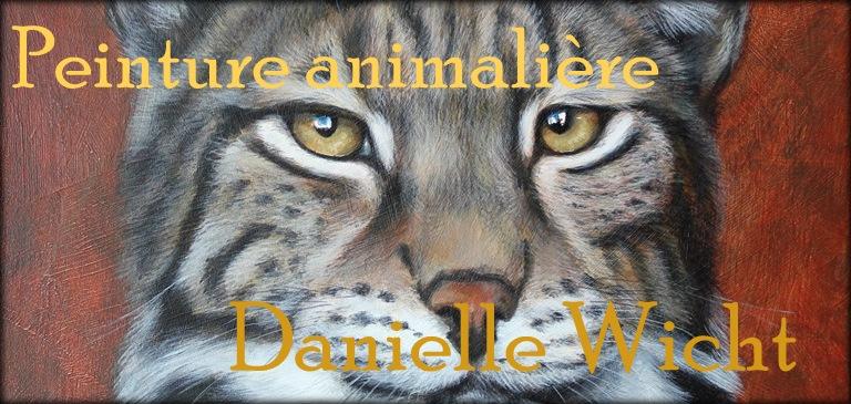 Peinture animalière  - Danielle Wicht