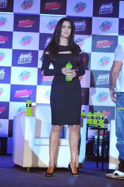 Katrina Kaif Promoting Bang Bang