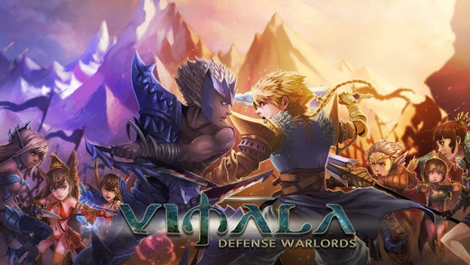 Vimala Defense Warlords Gameplay IOS / Android