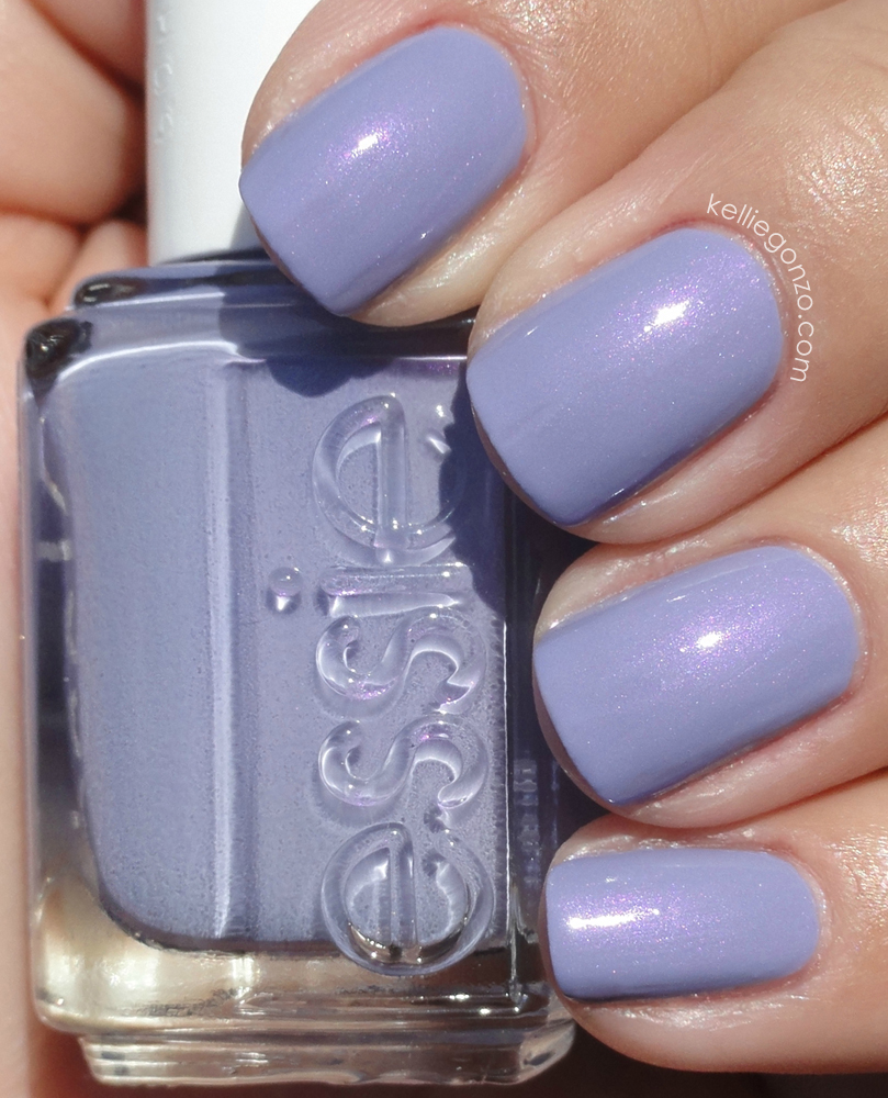 KellieGonzo: Essie - She\'s Picture Perfect