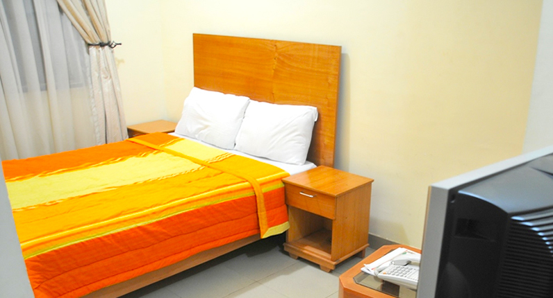 Hotel 1960 room