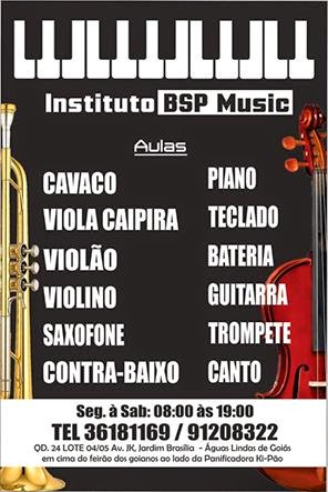 INSTITUTO BSP MUSIC