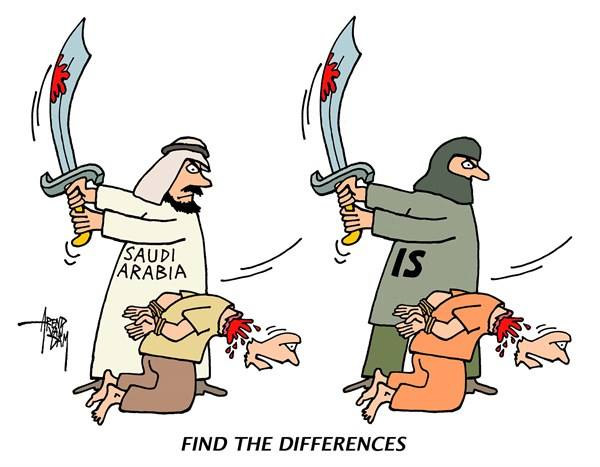 saudi insanity, executions, flogging women when THEY were raped.