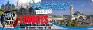 Prochain direct : France Clubs Jeunes les  24 et 25 mars 2018