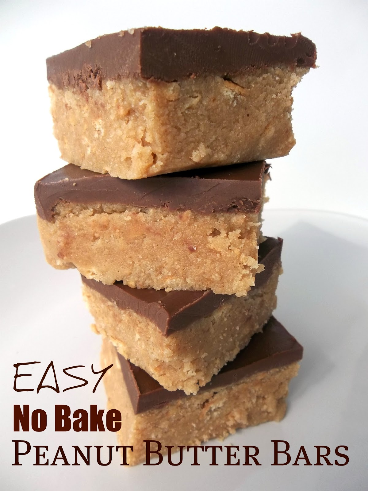 Easy peanut butter and chocolate dessert recipes