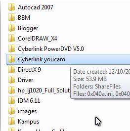 Cara Baru Instal Cyberlink YouCam di Laptop