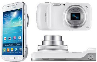 Samsung Galaxy S4 Zoom Camera Phone