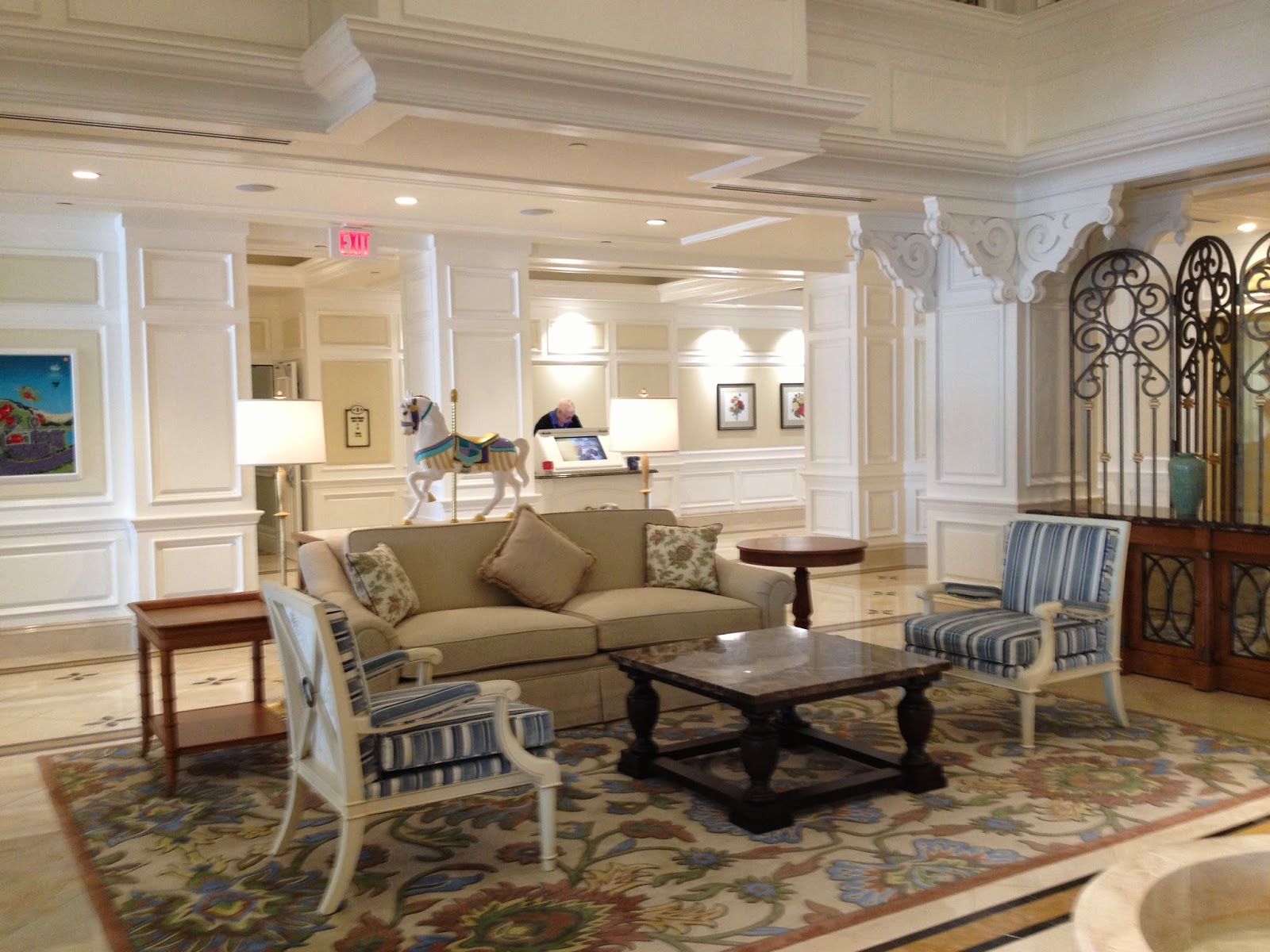 Villas At The Grand Floridian Stone VIPS Disney VIP Tours