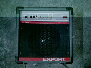 Amplificador de Guitarra ( EXPORT 50 )