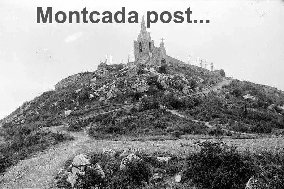 MONTCADA POST...