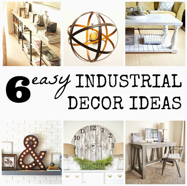 Diy Industrial Decor