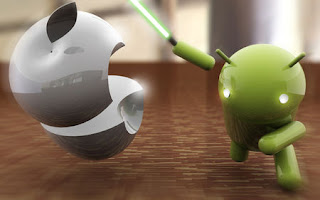 The War Between iPhone and Android Development Is On!