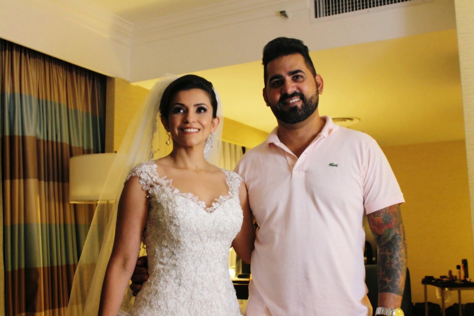 eu e a noiva