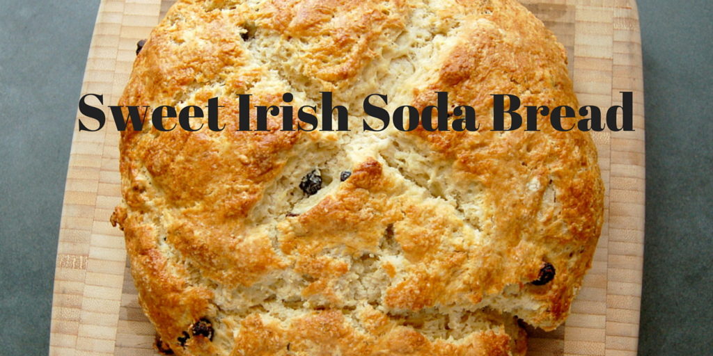 Sweet Irish Soda Bread With Caraway Seeds & Raisins (a.k.a. Spotted ...