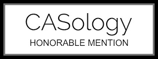 CASology Honorable Mention - April 27, 2016