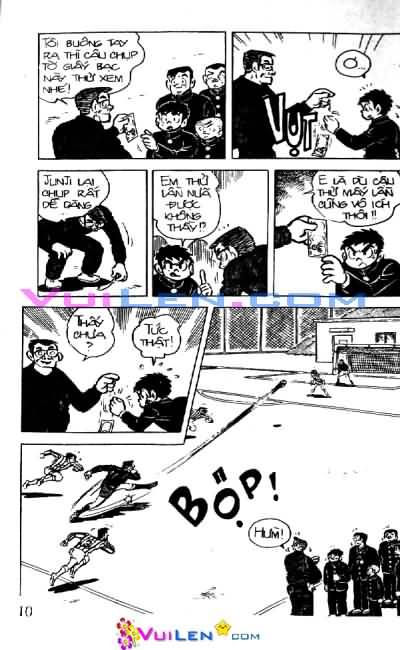 Jindodinho - Đường Dẫn Đến Khung Thành III  Tập 6 page 10 Congtruyen24h