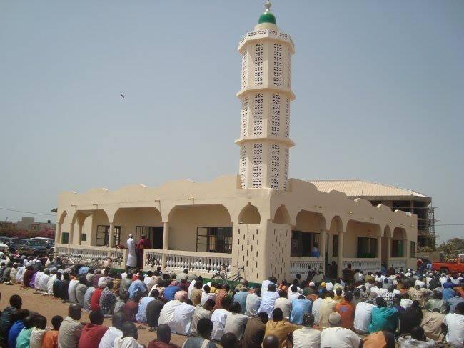 (راف) تفتتح مركزاً لتأهيل الدعاة في غامبيا يستفيد منه 7000 مسلم