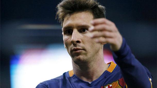Al FC Barcelona le perjudicaría económicamente vender a Messi