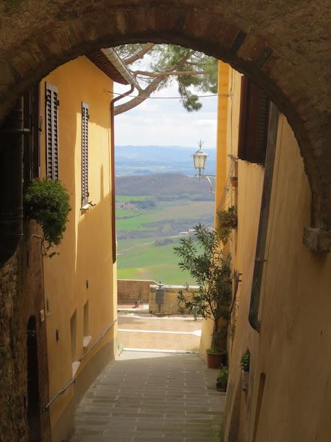 Pala Italiaa - maisema