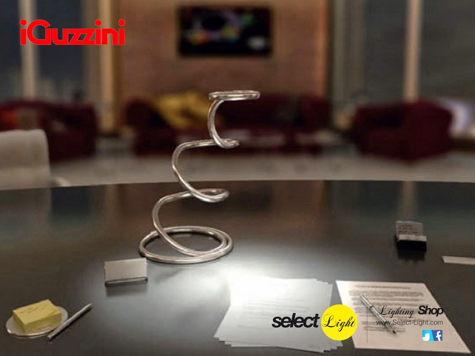 PizzaKobra By Ron Arad - iGuzzini