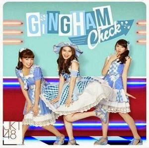 Lirik Lagu JKT48 - Gingham Check