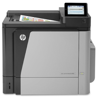 HP LaserJet Enterprise M651DN Driver Download latest