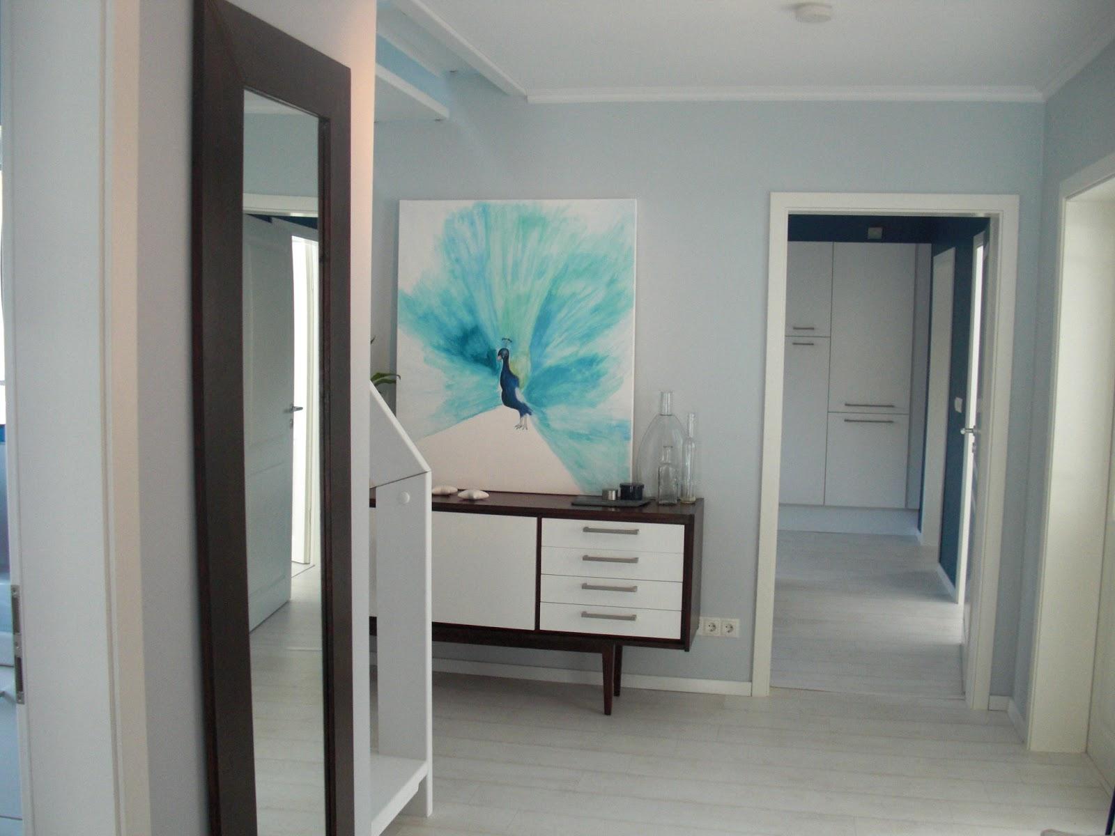 heim elich aquarellfarben bild pfau. Black Bedroom Furniture Sets. Home Design Ideas