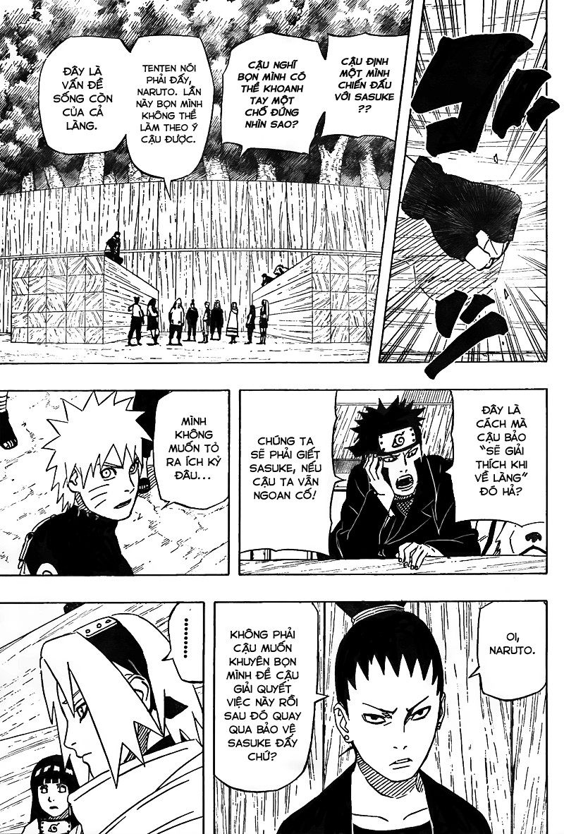 Naruto chap 488 Trang 11 - Mangak.info