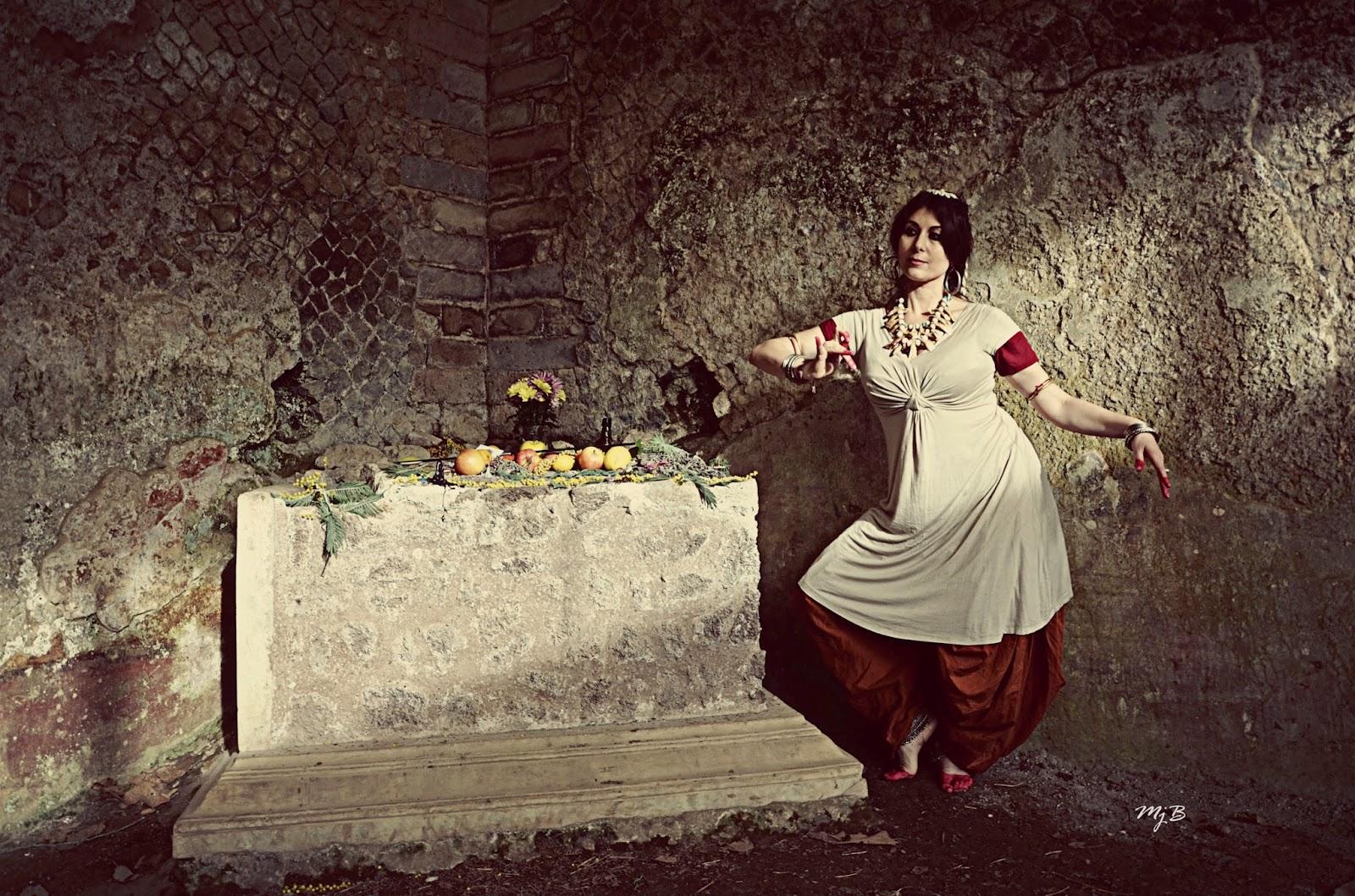 danza sacra pagana