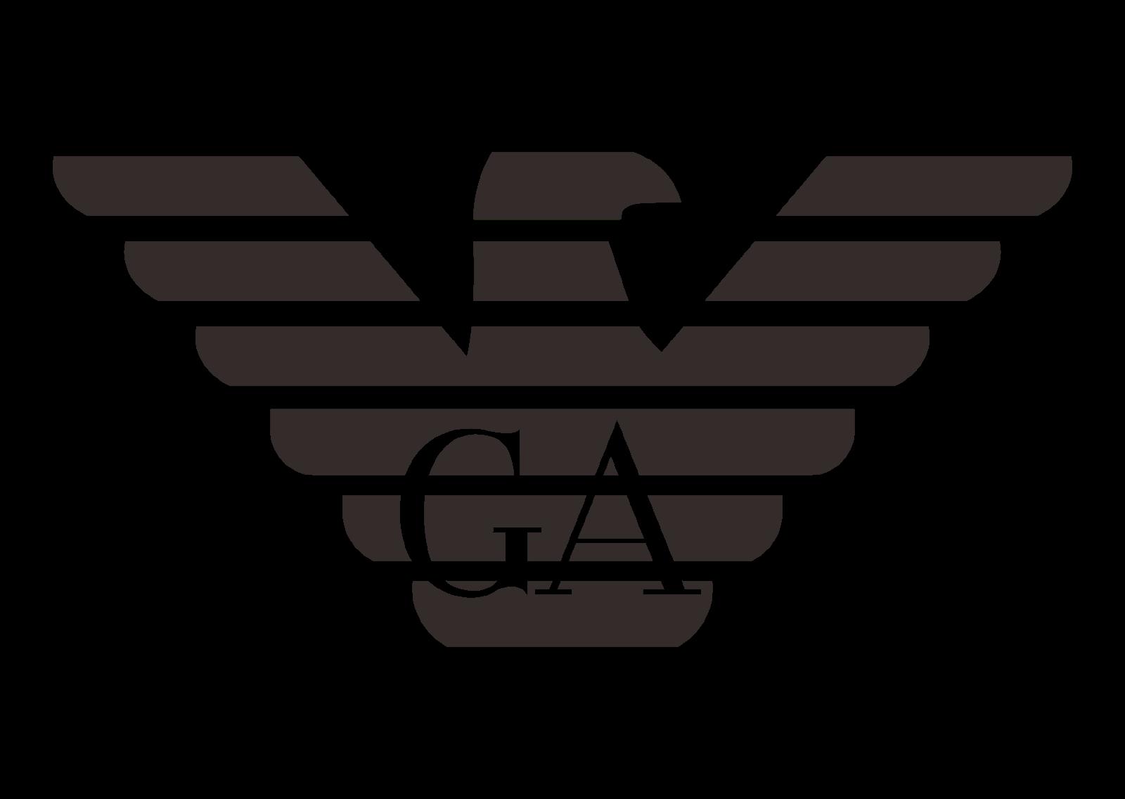 Emporio armani Logo Vector (Black-White) ~ Format Cdr, Ai, Eps, Svg ...