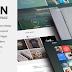 Nivan - One Page/Multi Page WordPress Theme